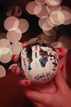 My Daughter Teaches You How to Make an Adorable Christmas Ornament