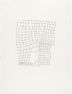 Gertrud Goldschmidt, Reticulárea (1973, printed 1988)