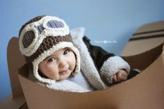 Every little (or big!) pilot needs a Crocheted Aviator Hat! Perfect for play or a cute accessory for chilly weather. You can find the Cardboard Box Airplane tutorial HERE. And you might recognize the Goggle pattern… It's the same as my Sleepy Owl Mask! I love when I can re-purpose old patterns 🙂 Materials: – …
