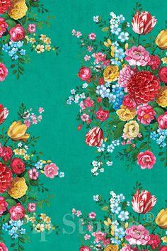 PiP behang bloemen