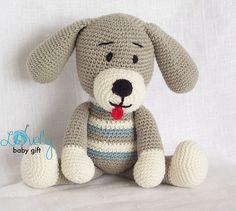 Ravelry: Puppy Dog Amigurumi pattern by Viktorija Dineikiene