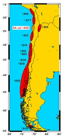 Geography speech chile earthquake 2010