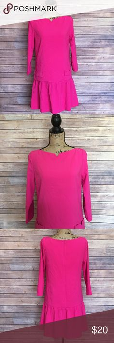 Victoria Beckham Target Dress NEW Size Small Victoria Beckham For Target Pink Drop Waist Style Brand New Without Tags Victoria Beckham for Target Dresses