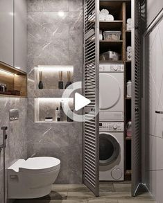 laundry room ideas maximize your tiny home and make life a little easier . laundry room ideas maximize your tiny home and make life a little easier . - 40 small bathroom remodel ideas on a budget 35 Modern Bathroom Decor, Bathroom Design Small, Simple Bathroom, Bathroom Interior Design, Bathroom Ideas, Bathroom Organization, Budget Bathroom, Bathroom Vintage, Storage Organization
