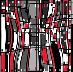 Geometric Square 01 - Juan Esteves