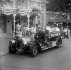 Disneyland fire department