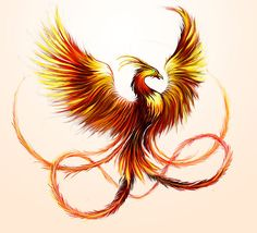 Free Phoenix Tattoo Designs | Free Download Phoenix Tattoos Rising Designs And Gallery Design 11943 ...