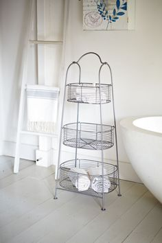 Wire Tiered Storage - (Currently Sold Out)