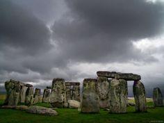 blog.RichHall.com: Storm at Stonehenge (Stormhenge) taken 2011-10-04 ... Rich Hall, Stonehenge, Serenity, Mount Rushmore, Mountains, Nature, Blog, Travel, Inspiration