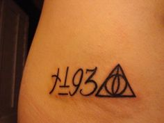 Bellatrix Lestrange Neck Tattoo - minus the deathly hallows symbol and on her neck not her side.