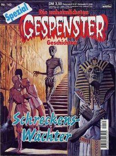 Gespenster Geschichten Spezial #143 - Schreckens-Wachter