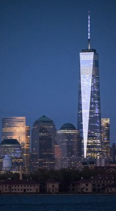 NYC Freedom Tower ~ Have not been to NYC since 9/11 and would love to return and visit the Freedom Tower and 9/11 Memorial Museum
