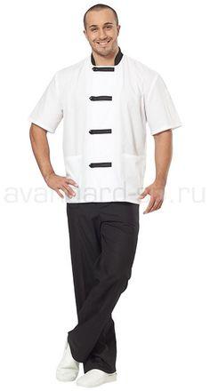 """Костюм повара """"Азия"""" / Поварская одежда / Одежда для индустрии гостеприимства"""