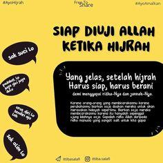 Pahami dengan Q. Reminder Quotes, Self Reminder, Daily Reminder, Muslim Quotes, Islamic Quotes, Hijrah Islam, Islamic Messages, Islamic Pictures, Quran Quotes