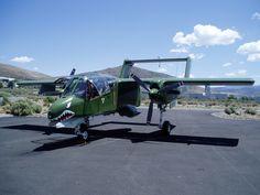 OV-10 Bronco | ChasingClouds.net Aviation Forum - OV-10 Bronco