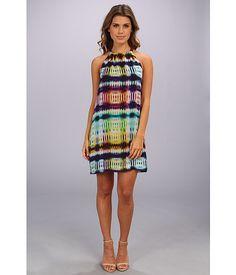 393c4a57500fe7 Adrianna Papell Purple Sleeveless Pleated Lace Sheath Dress
