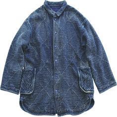 PC SASHIKO SHIRT JACKET|Porter Classic(ポータークラシック)