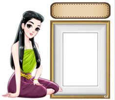 Disney Characters, Fictional Characters, Frames, Disney Princess, Flowers, Art, Art Background, Frame, Kunst