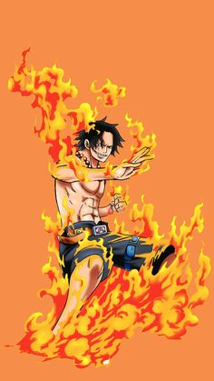 Anime One, Manga Anime, Portgas Ace, Akuma No Mi, Good Anime To Watch, One Piece English, Hulk Art, Nami One Piece, Anime Screenshots