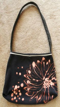 {Tess's House} :: DIY :: From an old T-shirt to a shoulder bag !!!