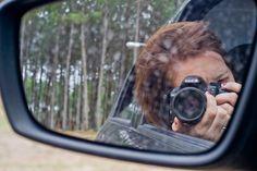#Pinamar #forest #car #camera #photography