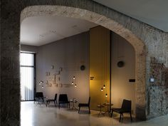 Suspension LED WIREFLOW by Vibia design Arik Levy