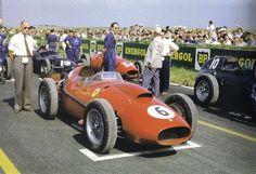 Von Trips Brooks  Moss   Trintignant  Fangio.