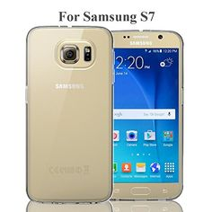 DN-TECHNOLOGY® Samsung Galaxy S7 Case-Samsung S7 Case FUSION ***All New Shock Absorption Technology***  CRYSTAL VIEW Clear Gel Shock Absorption TPU Bumper Drop Protection [Scratch Resistant][Active Touch Technology] Samsung S7 Clear Gel Case D & N http://www.amazon.co.uk/dp/B01ALWW568/ref=cm_sw_r_pi_dp_TTk0wb12XPYMY