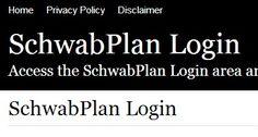 SchwabPlan Login