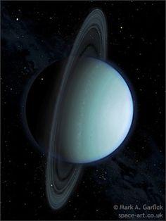 "Uranus' Magnetic Sphere Flips On & Off Daily --""A Geometric Nightmare"" 6/26/17"