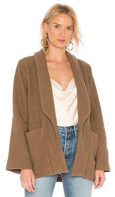 Shop for APIECE APART Big Sur Soft Blazer in Nutmeg at REVOLVE. Free 2-3 day shipping and returns, 30 day price match guarantee.