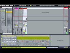 Easily add percussion to your Ableton Live music by using delays and Audio to MIDI. Visit my site for more stuff like this, including Live Instrument downloa. Good Tutorials, Design Tutorials, Computer Music, Ableton Live, Music Production, Sound Design, Recording Studio, Percussion, Live Music
