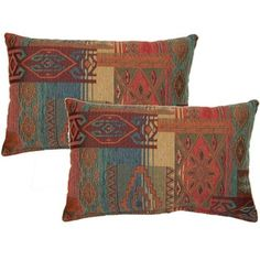 Shop for Sedona Sunset Decorative Throw Pillow (Set of 2). Get free shipping at Overstock.com - Your Online Home Decor Outlet Store! Get 5% in rewards with Club O! - 17165689