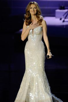 Celine Dion turned 44, March 30. The world-famous Canadian singer is the youngest of fourteen children.