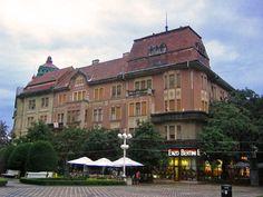 Hilt Palace ~ Timisoara, Romania