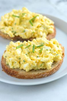 Simple, 6-Ingredient Egg Salad Recipe