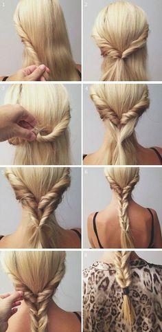 10 tutorial per capelli da non perdere | PourFemme Bellezza