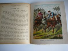 Antiquarian Book Swiss Family Robinson/  In by BlueSkiesVintage4U, $5.00