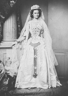 "Helene, Hereditary Princess of Thurn und Taxis, nee Duchess in Bavaria--""Nene""--sister of Empress Elisabeth of Austria."