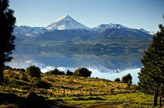 montañas argentina - junin de los andes