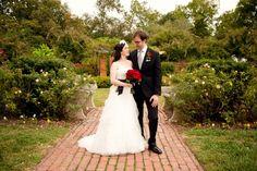River Farm Wedding Portraits