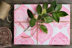 DIY Woodblock Printing