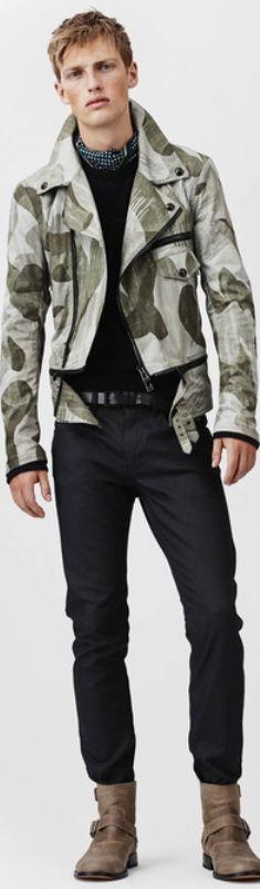 Spring 2014 Menswear Belstaff