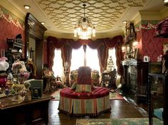 victorian era interiors - Yahoo Search Results Yahoo Image Search Results