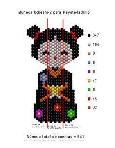 musica di perline brick stitch - Cerca con Google