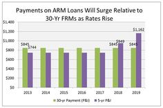 Payments on Arm loans