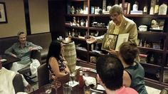 Al Young, Four Roses Bourbon, July 2015 Four Roses Bourbon, Magic, Dinner, Dining, Food Dinners, Dinners