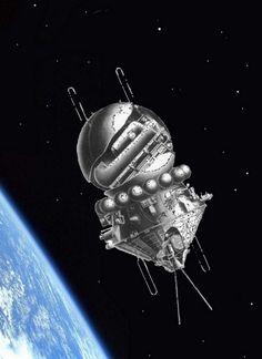 Korabl-Sputnik 4.