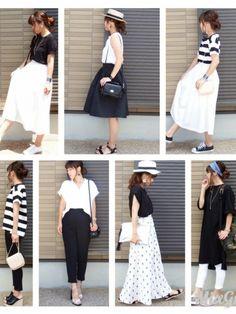 mihoニコ|OZOCのスカートを使ったコーディネート - WEAR