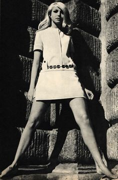 Dress by Galitzine 1967